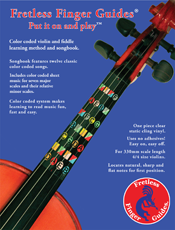 violin note songbook
